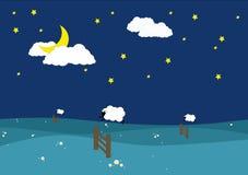 ύπνος απεικόνιση αποθεμάτων