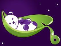 ύπνος teddy Ελεύθερη απεικόνιση δικαιώματος