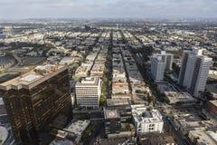 δύση της Angeles Los Στοκ φωτογραφίες με δικαίωμα ελεύθερης χρήσης
