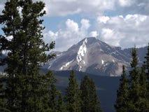 δύσκολα βουνά του Κολοράντο στοκ εικόνες