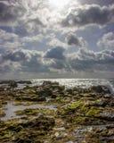 δύσκολη ακτή Στοκ φωτογραφία με δικαίωμα ελεύθερης χρήσης