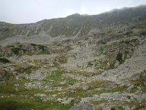 δύσκολη όψη βουνών Στοκ εικόνα με δικαίωμα ελεύθερης χρήσης