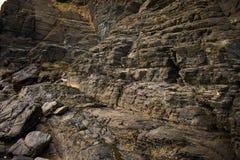 δύσκολο βουνό viwe Στοκ εικόνα με δικαίωμα ελεύθερης χρήσης