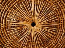 Ύφανση ινδικού καλάμου Στοκ φωτογραφία με δικαίωμα ελεύθερης χρήσης