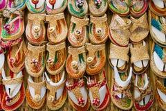 Ύφανση παπουτσιών Στοκ Εικόνα