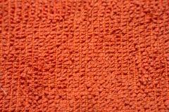 ύφασμα και έννοια σύστασης - κλείστε επάνω μιας πετσέτας terrycloth ή του υφαντικού υποβάθρου υφασμάτων στοκ φωτογραφίες