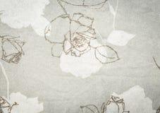 Ύφασμα λουλουδιών Στοκ εικόνες με δικαίωμα ελεύθερης χρήσης