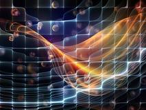 Ύφασμα του διαστήματος Στοκ εικόνα με δικαίωμα ελεύθερης χρήσης