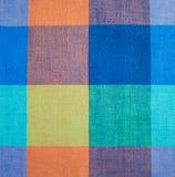 Ύφασμα του Scott Στοκ εικόνες με δικαίωμα ελεύθερης χρήσης