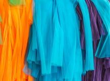 Ύφασμα τριών χρώματος στοκ φωτογραφίες