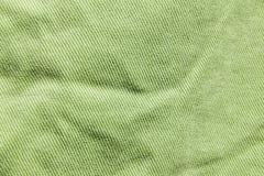 Ύφασμα υποβάθρου σύστασης βελούδου, βαμβάκι τζιν, καφετί κείμενο τζιν Στοκ φωτογραφία με δικαίωμα ελεύθερης χρήσης