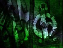 ύφος ανασκόπησης grunge Στοκ Εικόνα