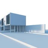 ύφος εξοχικών σπιτιών κον&sigma Στοκ φωτογραφία με δικαίωμα ελεύθερης χρήσης