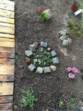 Ύφος κήπων Στοκ Φωτογραφία