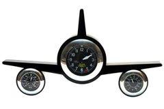 ύφος ρολογιών αεροσκαφ Στοκ Φωτογραφίες