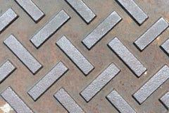 ύφος σχεδίων του πατώματος χάλυβα για το υπόβαθρο Στοκ εικόνα με δικαίωμα ελεύθερης χρήσης
