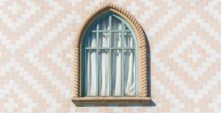 Ύφος του Μαρόκου αρχιτεκτονικής Στοκ Φωτογραφίες