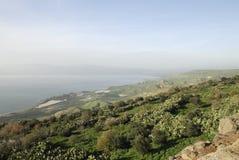 ύψη Γκολάν Στοκ φωτογραφία με δικαίωμα ελεύθερης χρήσης