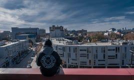 Ύψη του Κλίβελαντ Στοκ Φωτογραφία