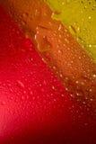 ύδωρ γυαλιού απελευθ&epsilon Στοκ Εικόνα