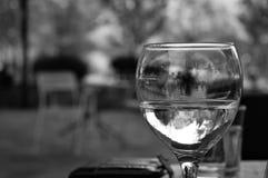 ύδωρ γυαλιού Στοκ εικόνες με δικαίωμα ελεύθερης χρήσης