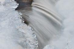 Ύδωρ και πάγος στοκ εικόνα με δικαίωμα ελεύθερης χρήσης