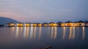 ύδωρ της Βενετίας σπιτιών Στοκ φωτογραφίες με δικαίωμα ελεύθερης χρήσης