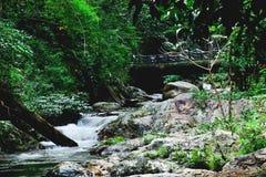 ύδωρ της Ταϊλάνδης φύσης ροής Στοκ φωτογραφίες με δικαίωμα ελεύθερης χρήσης