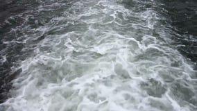 ύδωρ της Ταϊλάνδης φύσης ροής φιλμ μικρού μήκους