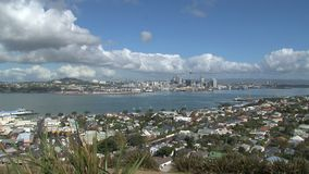 Ώκλαντ, Νέα Ζηλανδία απόθεμα βίντεο