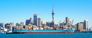 Ώκλαντ Νέα Ζηλανδία στοκ εικόνα με δικαίωμα ελεύθερης χρήσης