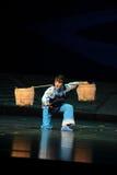 Ώμος η ευθύνη της όπερας Jiangxi γυναικών ένας στατήρας Στοκ εικόνα με δικαίωμα ελεύθερης χρήσης