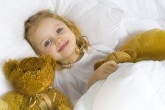 ώρα για ύπνο Στοκ εικόνα με δικαίωμα ελεύθερης χρήσης