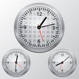 Ώρες μετάλλων Στοκ Εικόνα
