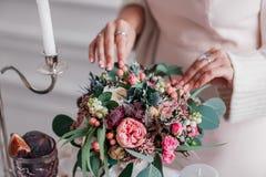 Ώριμα σύκα στον πίνακα γαμήλιων μπουφέδων Στοκ Εικόνα