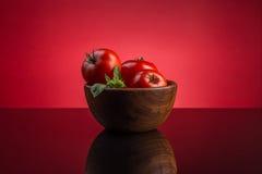 Ώριμες ντομάτες Στοκ Εικόνες