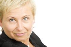 ώριμη γυναίκα Στοκ εικόνα με δικαίωμα ελεύθερης χρήσης