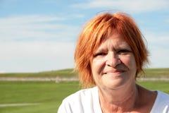 ώριμη γυναίκα στοκ φωτογραφία με δικαίωμα ελεύθερης χρήσης