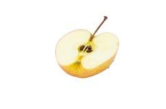 Ώριμη περικοπή της Apple Στοκ Εικόνες