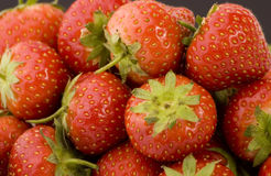 ώριμη φράουλα του s Στοκ Εικόνες