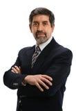 Ώριμος ισπανικός επιχειρηματίας Στοκ Φωτογραφία