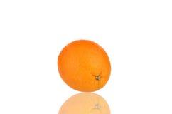 Ώριμος πορτοκαλής στενός επάνω Στοκ εικόνες με δικαίωμα ελεύθερης χρήσης