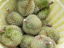 Ώριμος durian σωρός στοκ φωτογραφίες με δικαίωμα ελεύθερης χρήσης