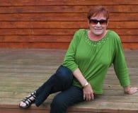 ώριμος redhead ομορφιάς Στοκ εικόνες με δικαίωμα ελεύθερης χρήσης
