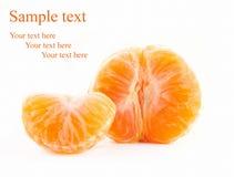ώριμο tangerine Στοκ Φωτογραφίες