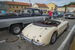1960 Ώστιν Healey 3000 Στοκ εικόνα με δικαίωμα ελεύθερης χρήσης