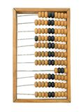 абакус 3 деревянный Стоковая Фотография