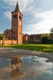 аббатство сельское Стоковые Фото
