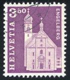 Аббатство Benedictine Стоковые Фотографии RF