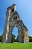 аббатство glastonbury Стоковые Фото